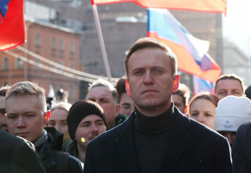 """Niepokojące doniesienia o stanie zdrowia Nawalnego. """"Powstaje wrażenie, że jest tam powoli zabijany"""""""