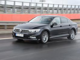 Volkswagen Passat 2.0 TSI 272 KM 4Motion– wbrew stereotypom