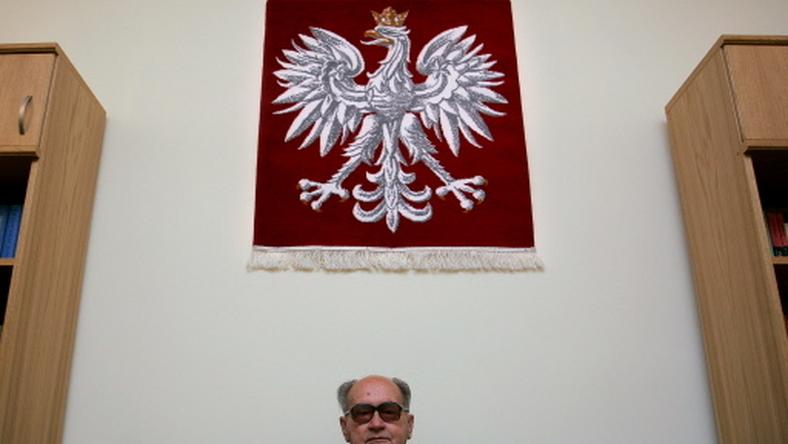 Wojciech Jaruzelski, fot. AFP