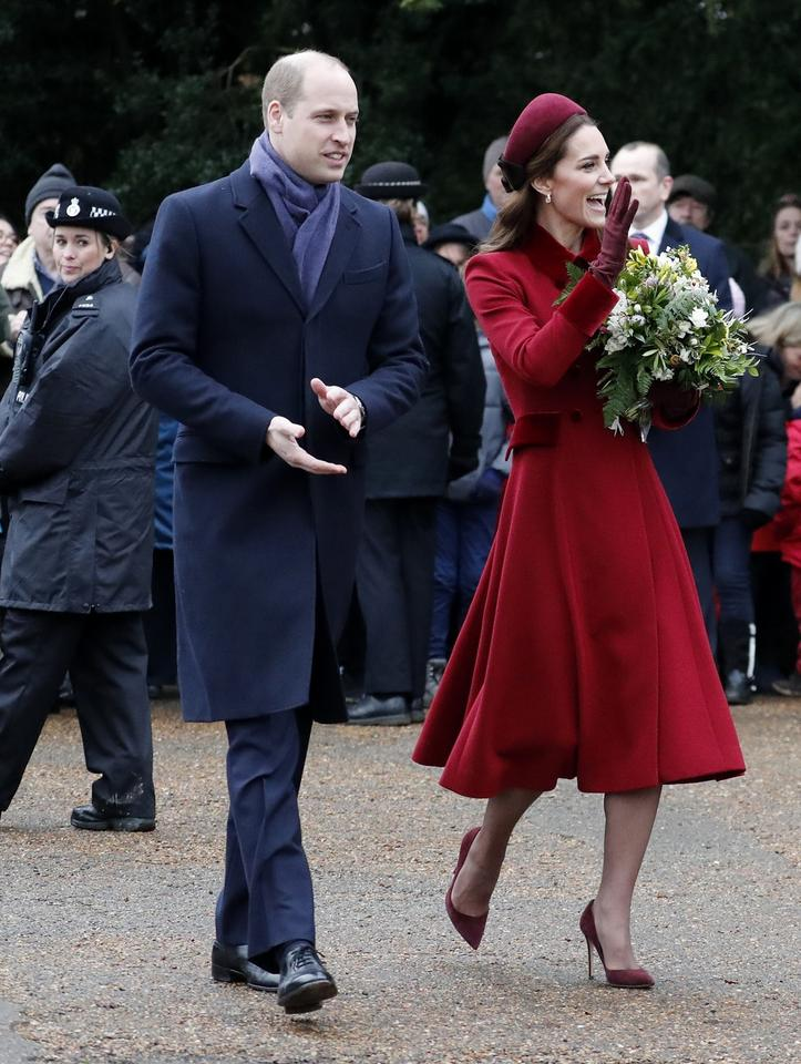 Książęta Cambridge - Kate i William
