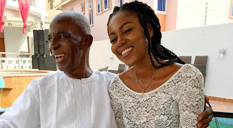 As a kid, always wanted to say daddy, it never happened - Yvonne Nelson