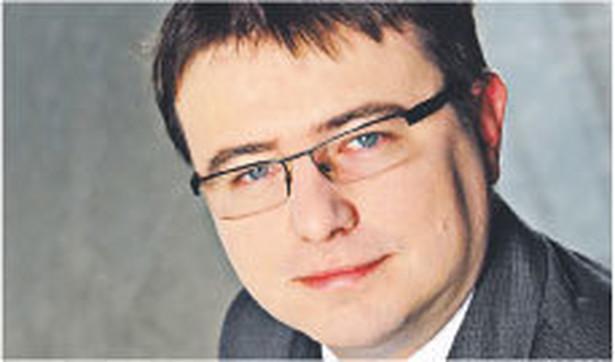 Bartłomiej Ziębiński, radca prawny w kancelarii Salans