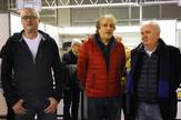 Predrag Danilović, Branko Kovačević, Božidar Maljković