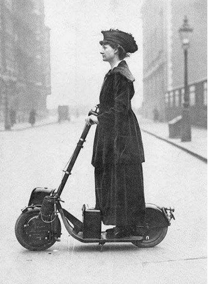 Žena ispred svog vremena