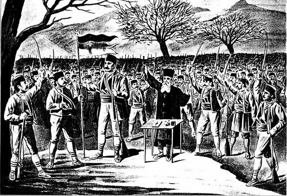 Sabor u Orašcu 14. februara 1804. označio je početak srpskog ustanka