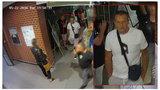Wstrząsające nagranie z Poznania. Policja szuka bandyty
