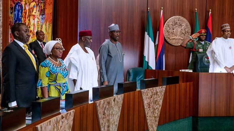Image result for FEC nigeria