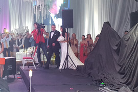 EKSKLUZIVNI SNIMCI, OVO JAVNOST NIJE VIDELA Pogledajte šta se dešavalo iza ZATVORENIH VRATA svadbe Aleksandre i Filipa (VIDEO)
