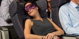 Zasypiasz w samolocie? To groźne dla zdrowia!