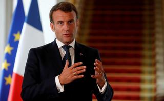 Francja: Macron ogłosił zwycięstwo nad koronawirusem