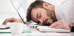 Usypiasz w pracy? To cię pobudzi