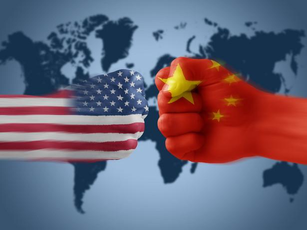 Chiny i USA