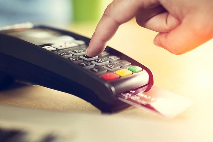 Plaćanje čip karticama
