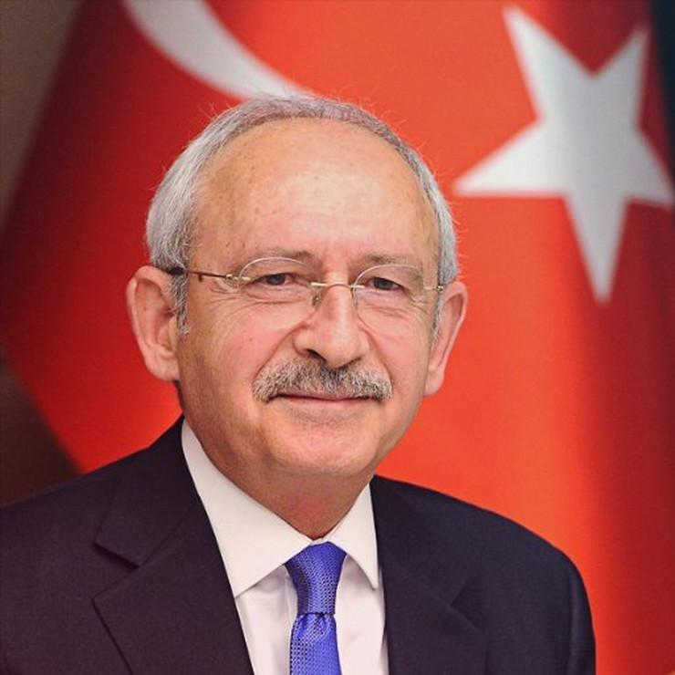 Kemal Kiličdaroglu, Opozicija, Turska