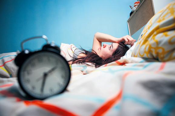 Ako zaspite posle ponoći, san je površan, telo ne stigne da se odmori, pa ste sutra usporeni