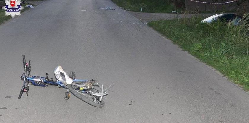 Pijany kierowca potrącił dwie nastolatki