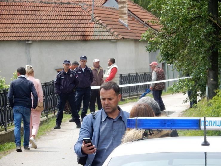 Ubistvo u Leskovcu