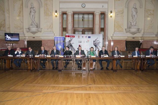 U Domu Narodne skupštine danas je zvanično predstavljen program 12. Beogradskog festivala igre