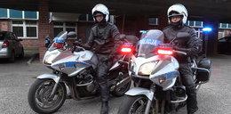 Policjanci pomogli rodzącej. Mamy film!