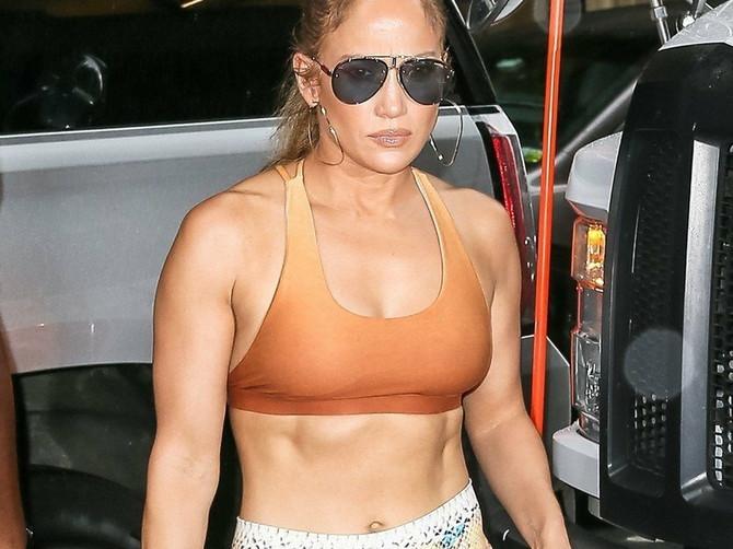 Ko ima jače mišiće- Džej Lo ili naša Ivana? Tesna borba, ali pobednica je samo jedna