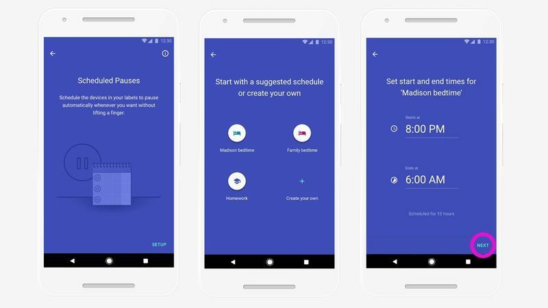 Google Wi-Fi zarządza naszym internetem