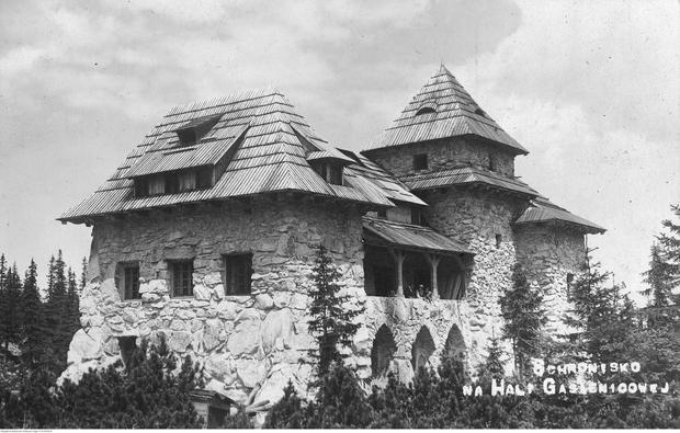 Schronisko Murowaniec, 1925 rok