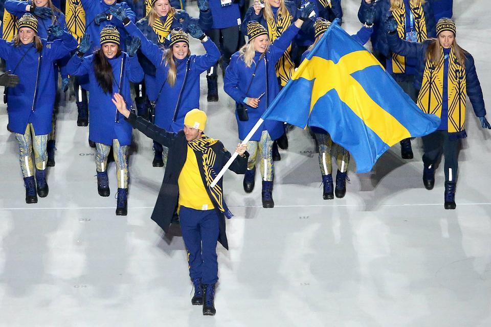 8. Szwecja