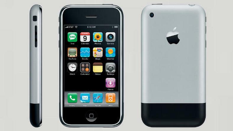 Modish 10-lecie iPhone'a: historia pierwszego smartfona Apple KV83