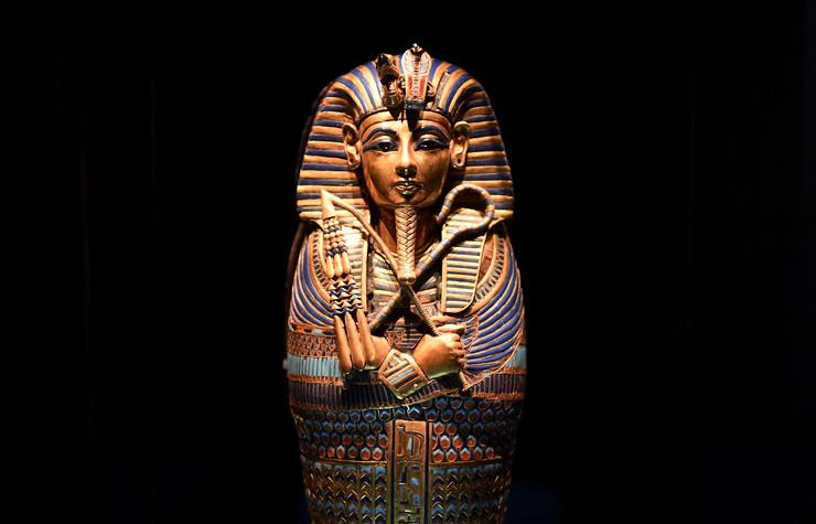 Tutankamon izložba