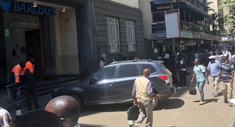 """More questions than answers as DCI discovers Sh2 billion """"fake currency at Barclays Bank"""