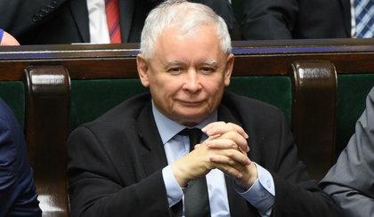 Kaczyński o nowym projekcie PiS: to kwestia serca