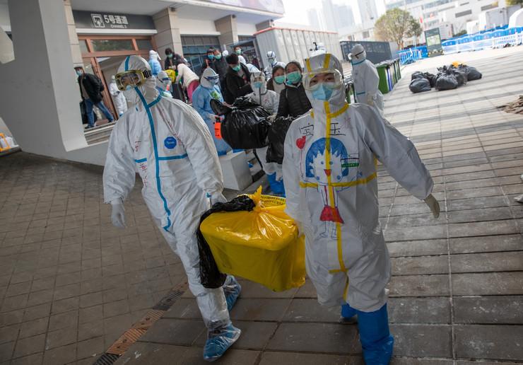 Vuhan koronavirus