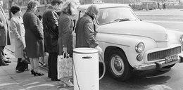 Historia warszawskich taksówek