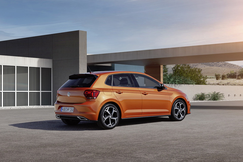 Nowy Volkswagen Polo