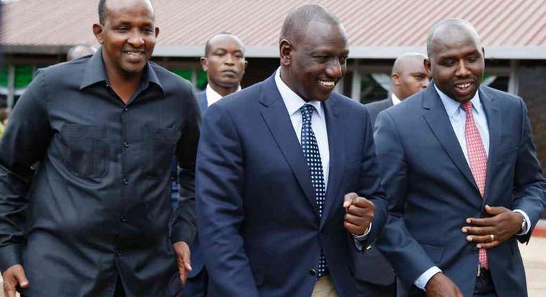 Senator Kipchumba Murkomen responds after he & DP William Ruto were accused of threatening Alfred Mutua's life