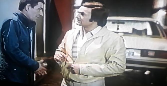 Šaban Šaulić u filmu Sok od šljiva