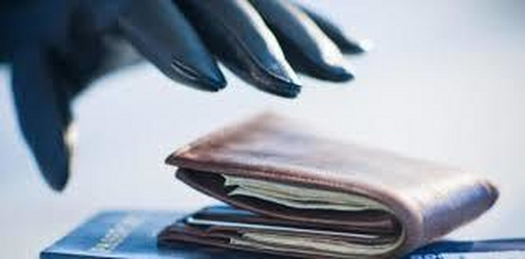 kradja novcanika
