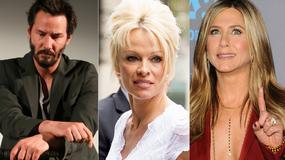Gwiazdy, które chorują na fobię - najczęściej diagnozowane zaburzenie psychiczne: Keanu Reeves, Pamela Andreson, Jennifer Aniston