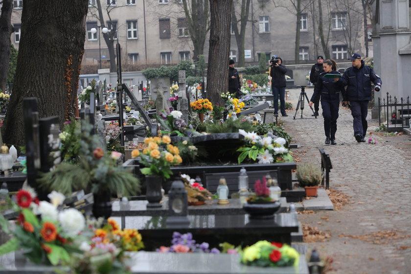 Zdewastowali najstarszy cmentarz w Polsce