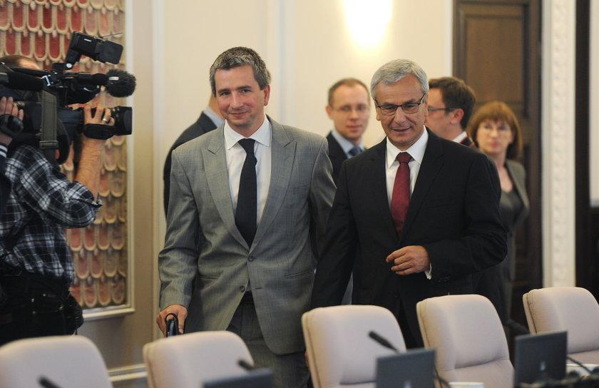 Andrzej Biernat i Mateusz Szczurek