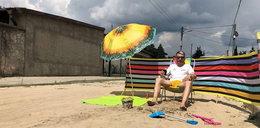 Radny Zgierza: To plaża nie ulica
