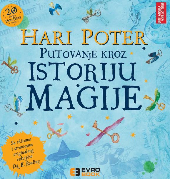 Hari Poter - Putovanje kroz istoriju magije