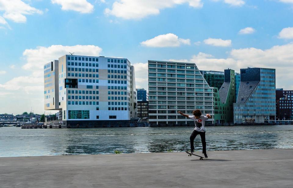 18. Amsterdam-Noord, Amsterdam, Holandia