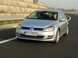 Używany Volkswagen Golf VII (od 2012 r.) - czy jest znowu trwały?