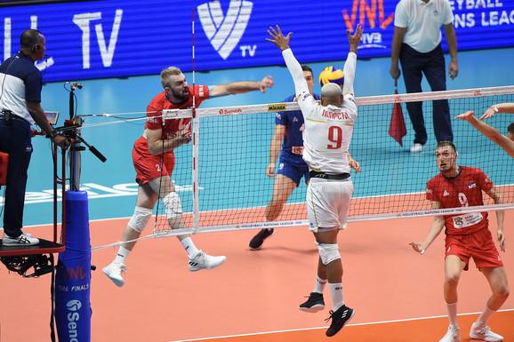 Uroš Kovačević je bio jedini raspoložen u reprezentaciji Srbije