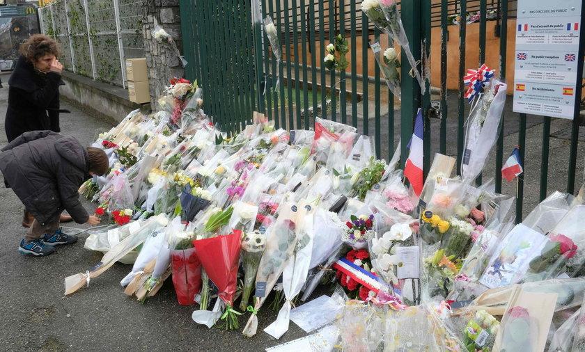 W zamachu w Trebes zginęły cztery osoby