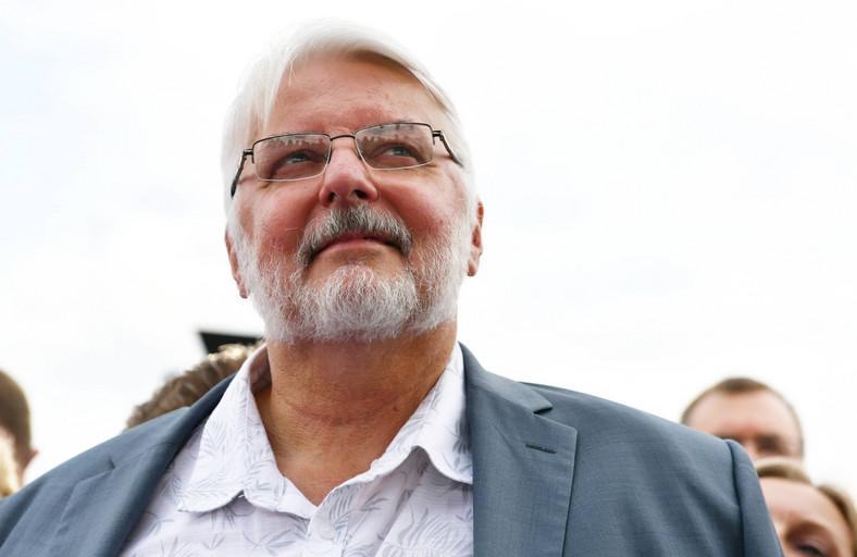 Witold Waszyczkowski, poseł do Parlamentu Europejskiej (PiS), były minister spraw zagranicznych