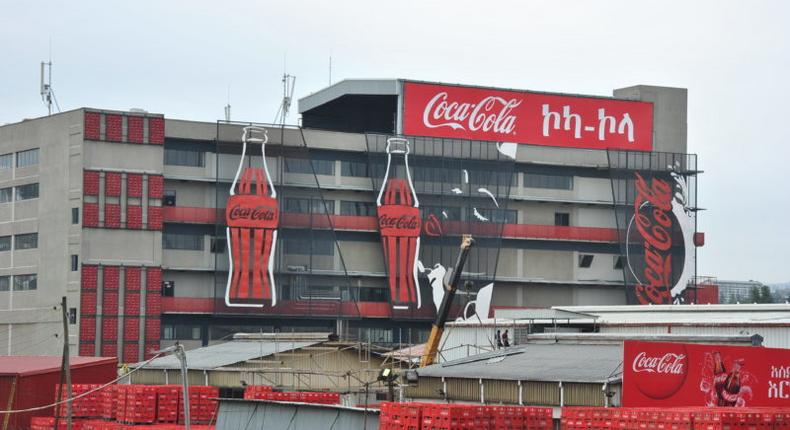 Coca Cola New PET bottling plant, Addis Ababa. (Dubber Consulting)