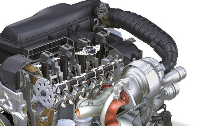 Dynamiczny falstart silnika 1.6 T grupy BMW/PSA