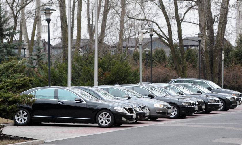 służbowe samochody
